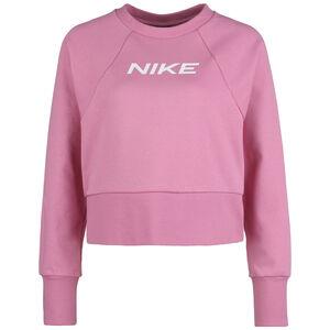 Dry Get Fit Trainingssweat Damen, rosa / weiß, zoom bei OUTFITTER Online