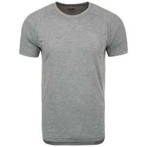 Evostripe Trainingsshirt Herren, grau, zoom bei OUTFITTER Online