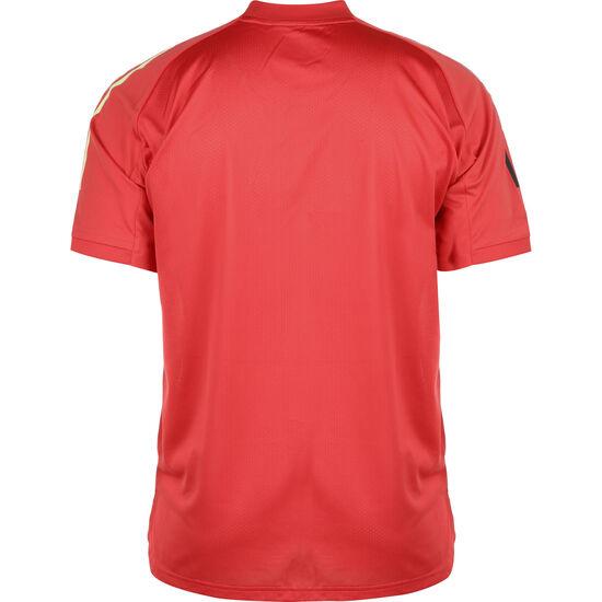 RBFA Belgien Trainingsshirt EM 2020 Herren, rot / schwarz, zoom bei OUTFITTER Online