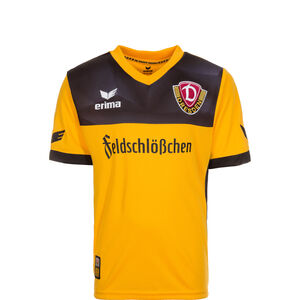 SG Dynamo Dresden Trikot Home 2017/2018 Kinder, Gelb, zoom bei OUTFITTER Online