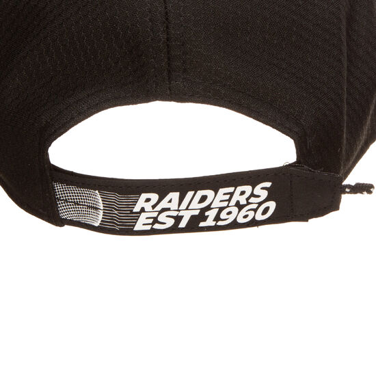 9FORTY NFL Oakland Raiders Velcro Strap Cap, , zoom bei OUTFITTER Online