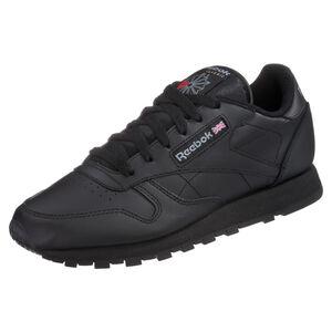 Classic Leather Sneaker Damen, Schwarz, zoom bei OUTFITTER Online