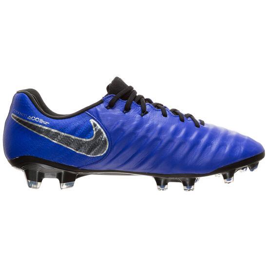 Tiempo Legend VII Elite FG Fußballschuh Herren, blau / schwarz, zoom bei OUTFITTER Online
