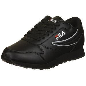 Orbit Low Sneaker Damen, schwarz / weiß, zoom bei OUTFITTER Online
