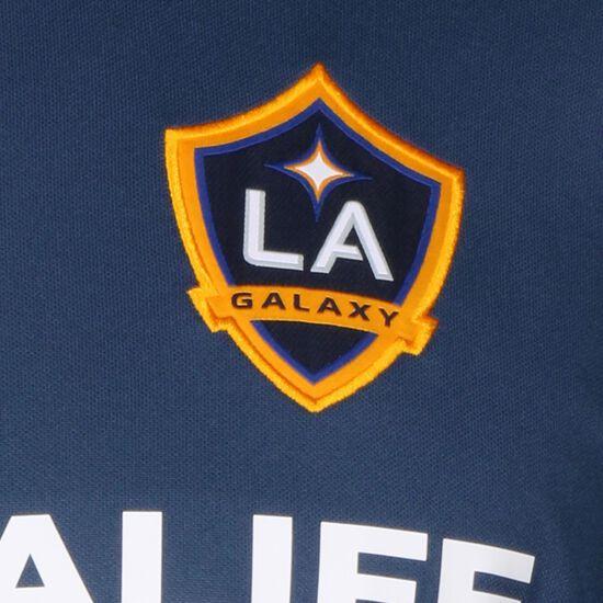 LA Galaxy Trainingssweat Herren, dunkelblau / weiß, zoom bei OUTFITTER Online