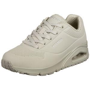 Durabuck Lace Up Sneaker Damen, beige, zoom bei OUTFITTER Online
