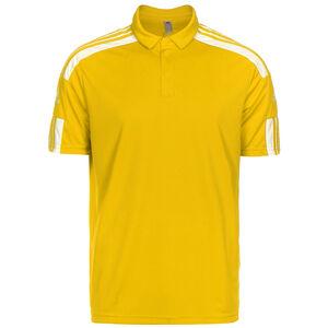 Squadra 21 Poloshirt Herren, gelb / weiß, zoom bei OUTFITTER Online