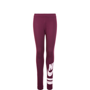 Favorite GX3 Leggings Kinder, bordeaux / rosa, zoom bei OUTFITTER Online