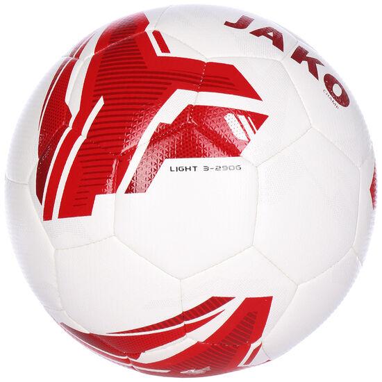 Lightball Hybrid Camp Fußball, dunkelrot / weinrot, zoom bei OUTFITTER Online