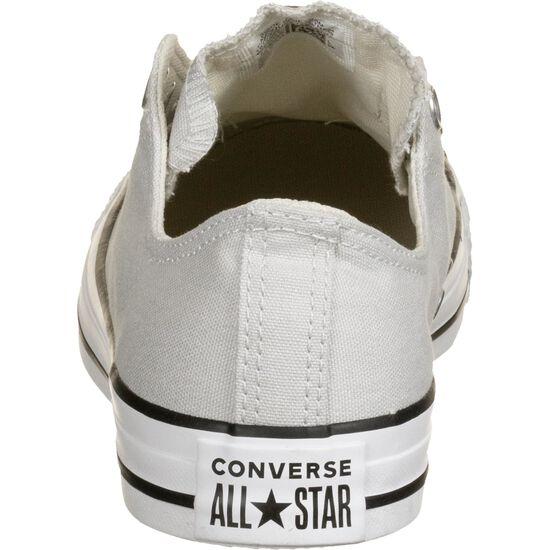 Chuck Taylor All Star Slip OX Sneaker, hellgrau / weiß, zoom bei OUTFITTER Online