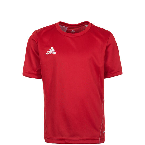 Core 15 Trainingsshirt Kinder, Rot, zoom bei OUTFITTER Online