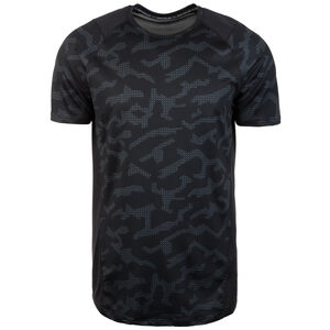 MK-1 Printed Trainingsshirt Herren, schwarz, zoom bei OUTFITTER Online