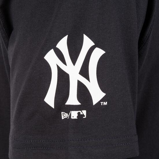 MLB New York Yankees Wordmark T-Shirt Herren, Blau, zoom bei OUTFITTER Online
