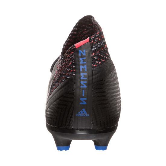 Nemeziz 18.3 FG Fußballschuh Kinder, schwarz / blau, zoom bei OUTFITTER Online