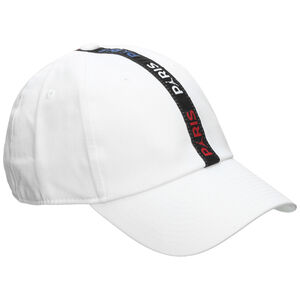 Paris St.-Germain Jordan H86 Strapback Cap, weiß / schwarz, zoom bei OUTFITTER Online