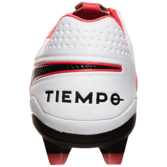 Tiempo Legend 8 Pro FG Fußballschuh Herren, neonrot / schwarz, zoom bei OUTFITTER Online