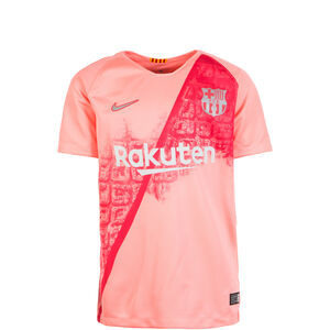 FC Barcelona Trikot 3rd Stadium 2018/2019 Kinder, rosa / silber, zoom bei OUTFITTER Online