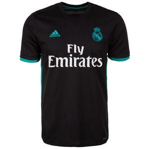 Real Madrid Trikot Away 2017/2018 Herren, Schwarz, zoom bei OUTFITTER Online