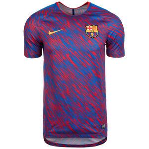 FC Barcelona Dry Squad GX Trainingsshirt Herren, Rot, zoom bei OUTFITTER Online