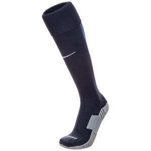 Matchfit Cushioned Sockenstutzen, dunkelblau / weiß, zoom bei OUTFITTER Online