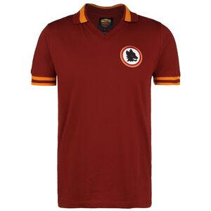 AS Rom 1978/1979 Retro T-Shirt Herren, rot / orange, zoom bei OUTFITTER Online