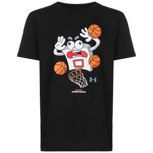 Warning: Incoming Buckets Trainingsshirt Kinder, schwarz, zoom bei OUTFITTER Online