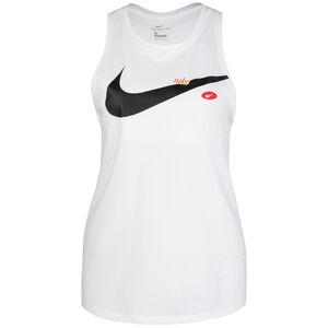 Dry Tom Trainingstank Damen, weiß / schwarz, zoom bei OUTFITTER Online