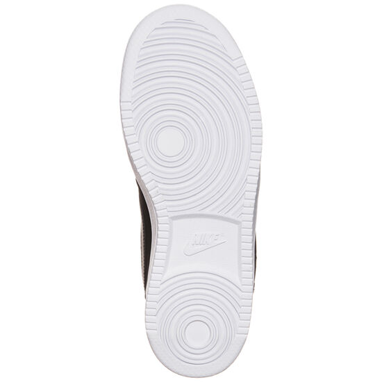 Court Borough Low Sneaker Damen, Schwarz, zoom bei OUTFITTER Online