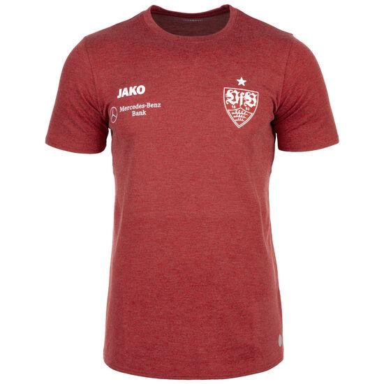 VfB Stuttgart Premium Trainingsshirt Herren, rot, zoom bei OUTFITTER Online