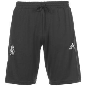 Real Madrid Travel Shorts Herren, anthrazit / weiß, zoom bei OUTFITTER Online