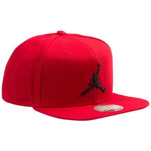 Jordan Pro Jumpman Snapback Cap, rot / schwarz, zoom bei OUTFITTER Online