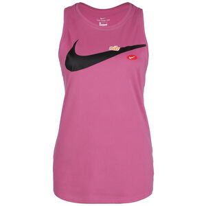 Dry Tom Trainingstank Damen, pink / schwarz, zoom bei OUTFITTER Online