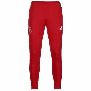 Ajax Amsterdam Trainingshose Herren, rot / weiß, zoom bei OUTFITTER Online