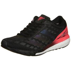 Adizero Boston 9 Laufschuh Damen, schwarz / pink, zoom bei OUTFITTER Online