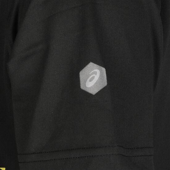 Sd Gpx Seamless Trainingsshirt Herren, schwarz / gelb, zoom bei OUTFITTER Online