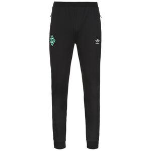 SV Werder Bremen Travel Trainingshose Herren, schwarz / grün, zoom bei OUTFITTER Online