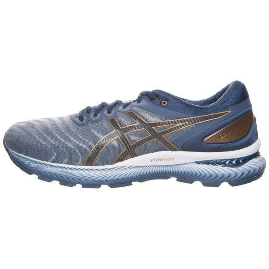 Gel-Nimbus 22 Laufschuh Herren, grau, zoom bei OUTFITTER Online
