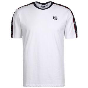Dahoma T-Shirt Herren, weiß / blau, zoom bei OUTFITTER Online