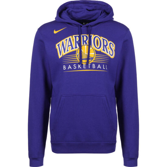 Golden State Warriors Hoodie Herren, blau / gelb, zoom bei OUTFITTER Online