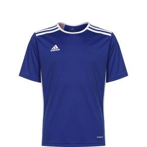 Entrada 18 Fußballtrikot Kinder, blau / weiß, zoom bei OUTFITTER Online