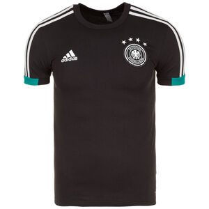 DFB T-Shirt Herren, schwarz / hellgrau, zoom bei OUTFITTER Online