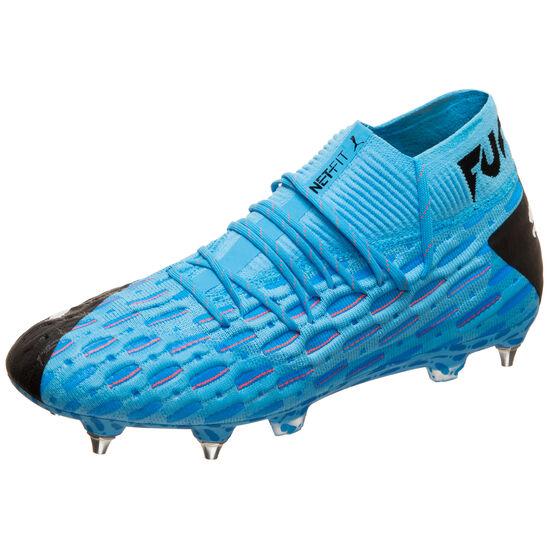 Future 5.1 NETFIT MxSG Fußballschuh Herren, blau / schwarz, zoom bei OUTFITTER Online