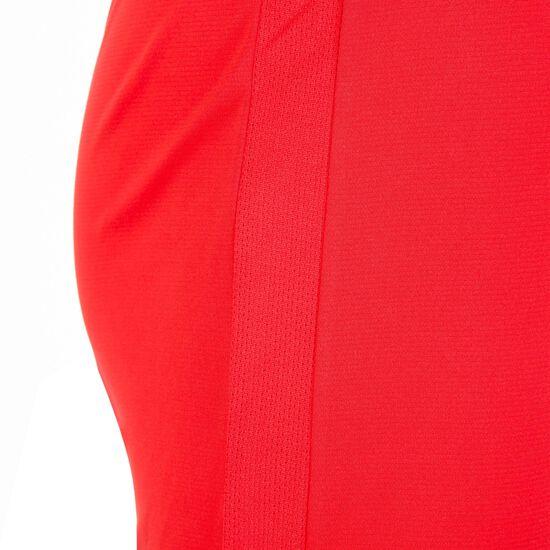 Dry Academy Short Herren, rot / weiß, zoom bei OUTFITTER Online