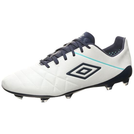 Medusae III Pro FG Fußballschuh Herren, weiß / blau, zoom bei OUTFITTER Online