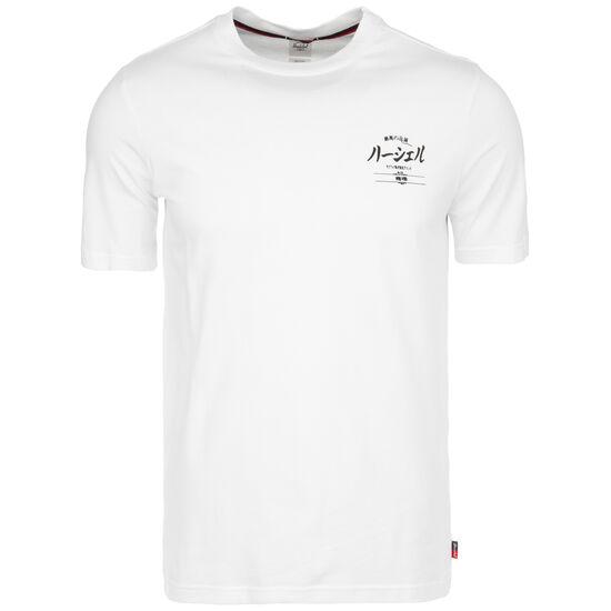 Tee T-Shirt Herren, weiß / grau, zoom bei OUTFITTER Online