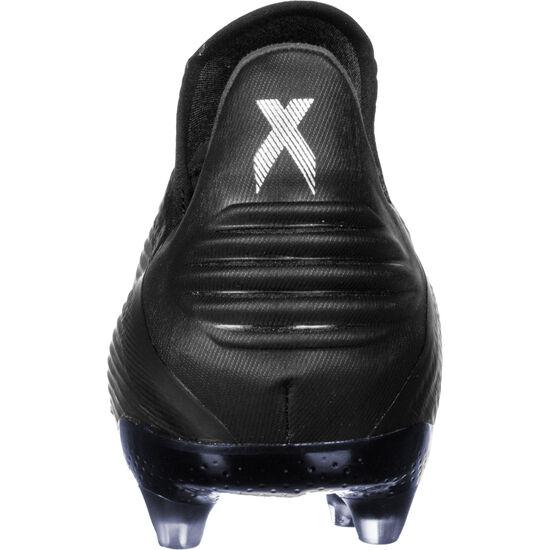 X 19.2 FG Fußballschuh Herren, schwarz / silber, zoom bei OUTFITTER Online
