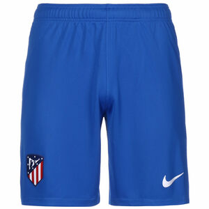 Atletico Madrid Shorts Home/Away Stadium 2021/2022 Herren, blau / weiß, zoom bei OUTFITTER Online