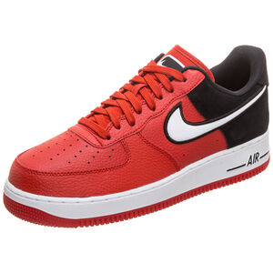 new style a3a99 24300 Air Force 1  07 LV8 Sneaker Herren, rot   weiß, zoom bei OUTFITTER. Nike  Sportswear