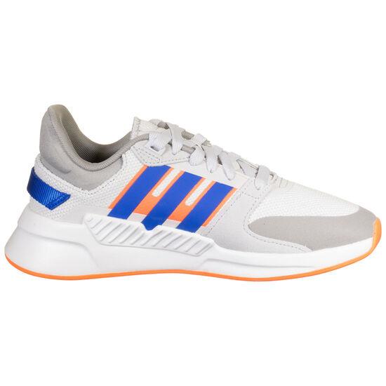 Run 90s Laufschuh Damen, hellgrau / korall, zoom bei OUTFITTER Online