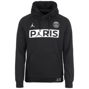 Paris St.-Germain Jordan Jumpman Kapuzenpullover Herren, schwarz / weiß, zoom bei OUTFITTER Online